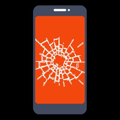 iPhone 6 Plus Cracked LCD Screen Repairs